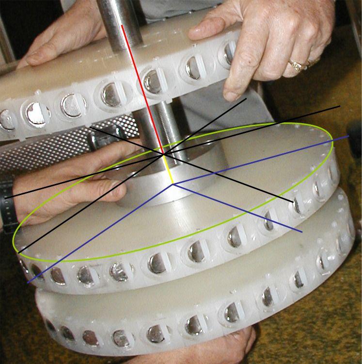 Магнитный двигатель видео своими руками